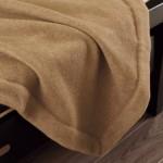 ウールより上質なキャメル毛布の特徴