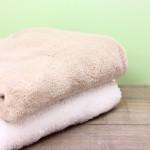 バスタオルで作れるストレートネック対応枕