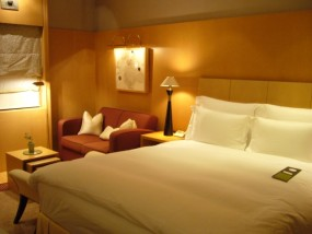 ホテルベッド