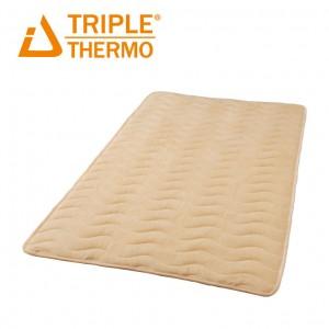 暖かい敷きパッドトリプルサーモ3