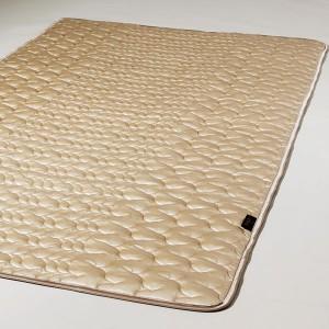シルクの敷きパッド