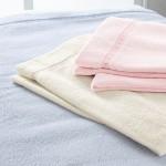 タオルケットを洗濯する頻度は割と高い