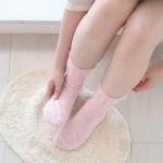 靴下の重ね履きで冷え性改善はしない?