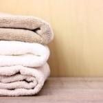 臭いタオルをなんとか消臭する方法