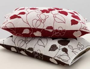 タオル地の枕カバー